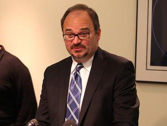 Des Moines attorney Thomas Newkirk