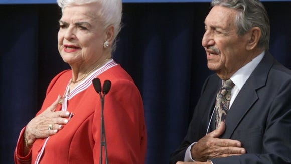 Former governors Rose Mofford and Raul Castro say the