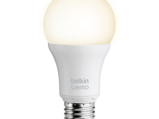 WeMo Smart LED Light Bulb