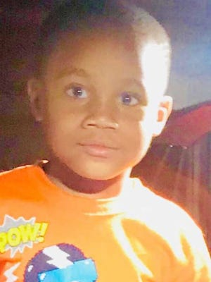 A child thought to be about 3 years old was found alone early Wednesday July 4, 2018, on Milwaukee's south side.