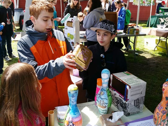 Kids and adults can learn how to live green at the Sustainable Cherry Hill Earth Festival.