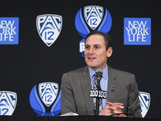 NCAA Basketball: PAC-12 Conference Tournament-Arizona vs Oregon