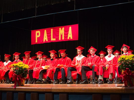 Palma School Senior Graduation 2017.