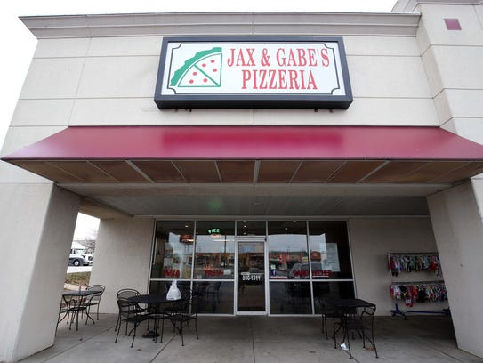 Jax and Gabe's Pizzeria might not be Springfield's