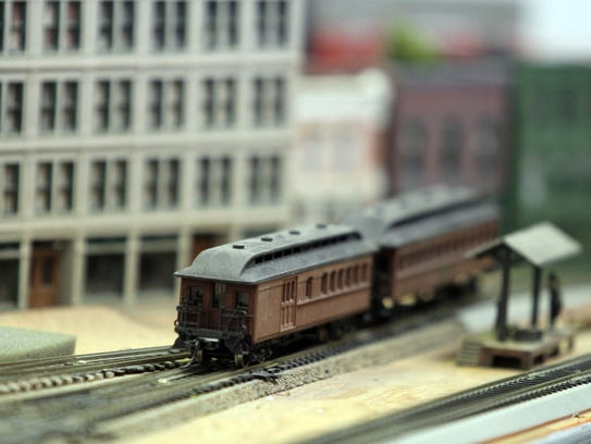 The Clarksville Model Railroad Club is more than some