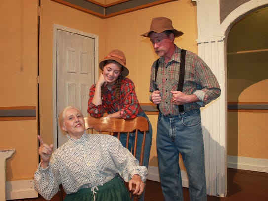"""The Beverly Hillbillies"" runs Aug. 12-21 at DreamWrights"