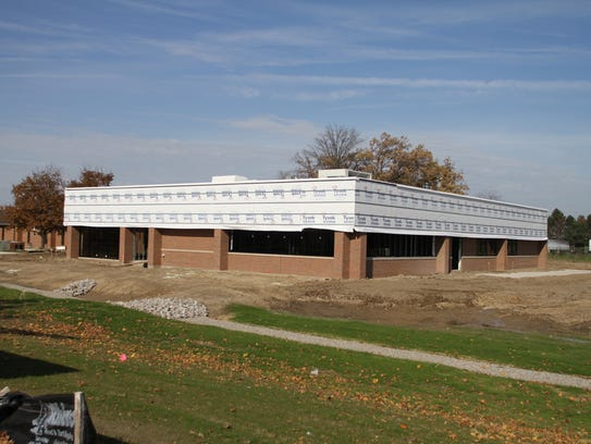 The McPherson Park Drive facility is expanding by 50
