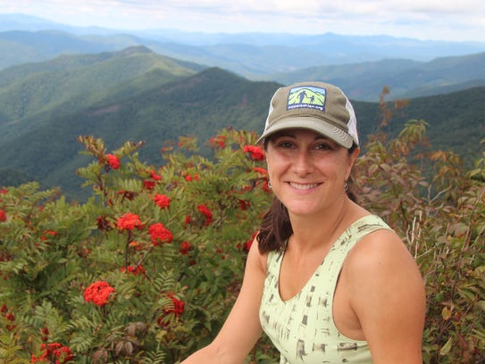 Michelle Pugliese is the land protection director for