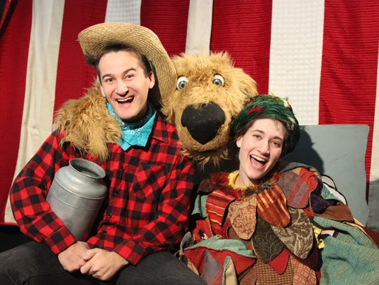 Bright Star Touring Theatre uses fun themes and storylines