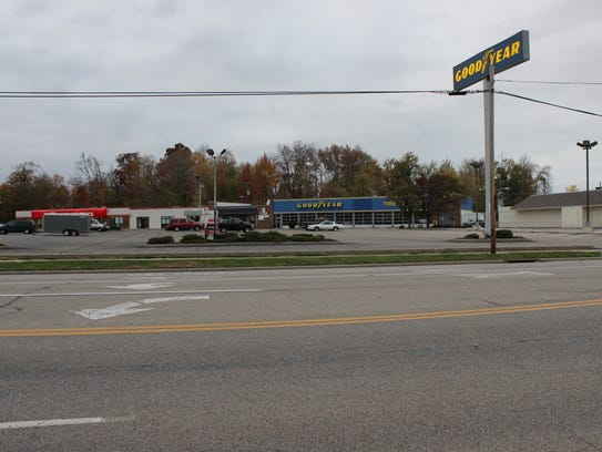 This is the Springdale Road site for the new Colerain