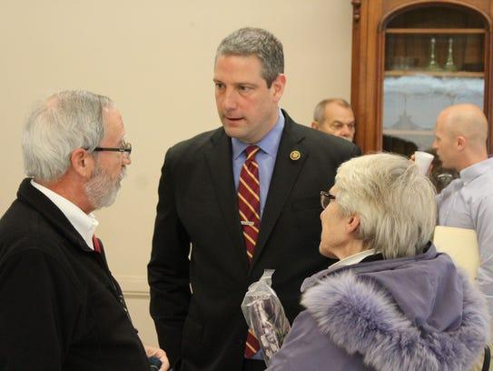 U.S. Rep. Tim Ryan, D-Ohio, is among the headliners