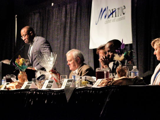 The Monroe Chamber of Commerce's 97th Annual Meeting