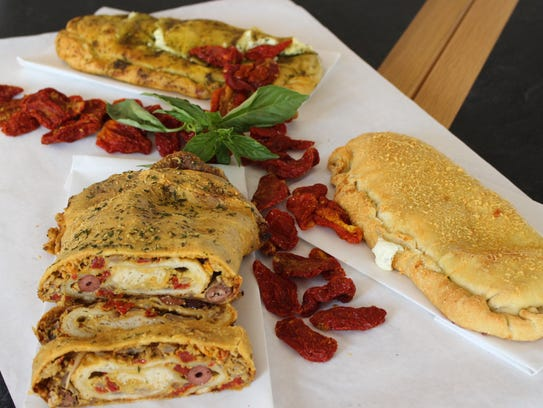 In Sicilian cuisine, a variation of calzone is called