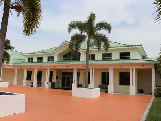 The Port St. Lucie Community Fitness and Wellness Center,