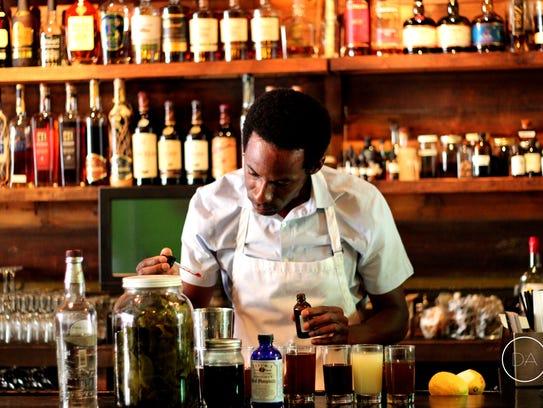 Dwayne Allen is the proprietor of the Breadfruit &