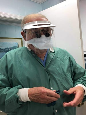 Dr. Francis Mills