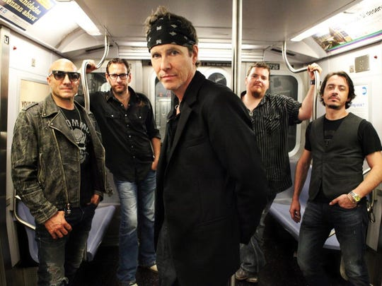 The BoDeans will perform at 9 p.m. Saturday on the Iowa Art Festival's Main Stage