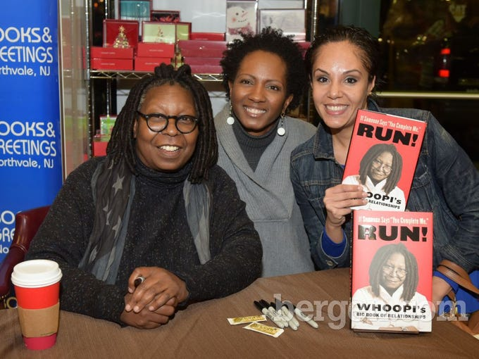 Whoopi goldberg meets fans for signing event at books and greetings whoopi goldberg meets fans for signing event at books and greetings in northvale m4hsunfo