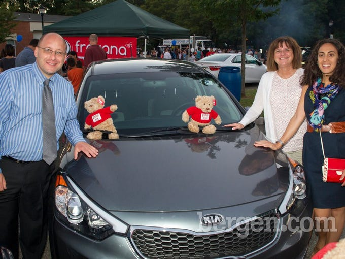 Honda Of Tenafly >> Tenafly hosts fourth annual Community Night