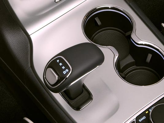 FCA targeted in lawsuit over gear shifters