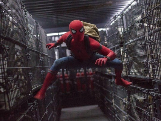 Film Review Spider-Man: Homecoming 1