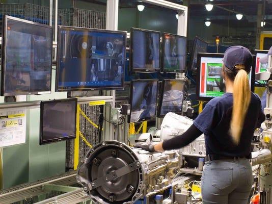 Cyberattacks Manufacturing