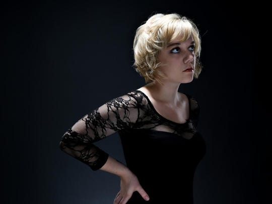 Lydia Loveless visits the Club Downunder in the Florida State Student Union on Friday night.