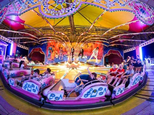 Champlain Valley Fair 08/29/18