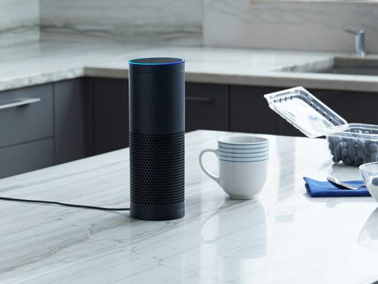 Amazon's Echo products can listen into the home.
