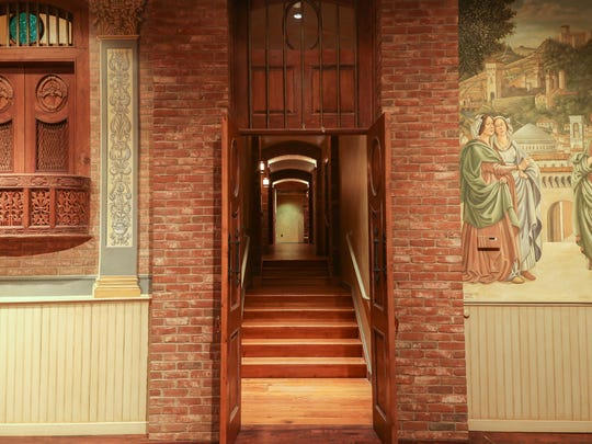 18 Sheraton - basement theater room entrance.jpg