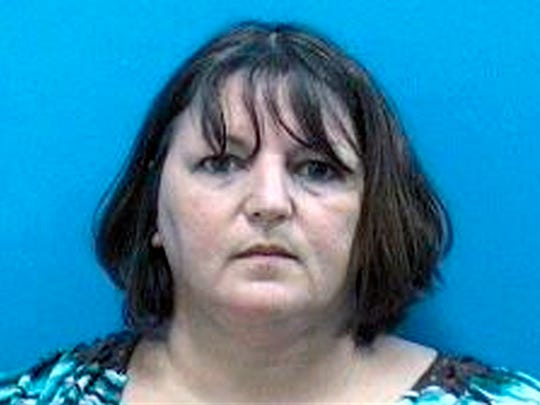 This Wednesday, Aug. 6, 2014 photo released by the Martin County (Fla.) Sheriff's Office shows Michelle Lodzinski. Lodzinski was arrested Wednesday in the death of her 5-year-old son, who was reported missing from a carnival in New Jersey in 1991, but authorities are not saying what led them to file charges. (AP Photo/Martin County (Fla.) Sheriff's Office)