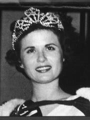 Miss America 1949 Jacque Mercer