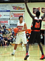 Withrow vs Anderson Boys Basketball
