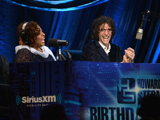 "It was a tribute fit for a king - the King of All Media, as Howard Stern has always called himself. The shock jock's 60th birthday bash on Jan. 31 in New York city was jam-packed with famous folks. USA TODAY's Ann Oldenburg shares what happened at the bash. But first, Howard couldn't put on a show without sidekick Robin Quivers, who told USA TODAY ""scans this week showed that everything is good"" after battling cancer for the last year."