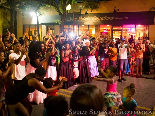 The Sidewalk Festival of Performing Arts returns to