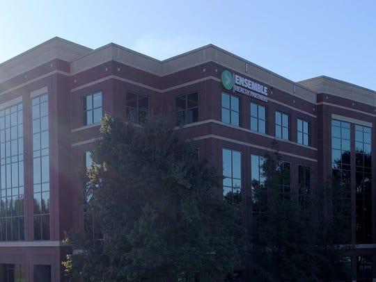 Ensemble's North Carolina headquarters