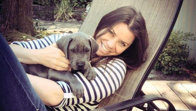 This undated photo provided by the Maynard family shows Brittany Maynard.