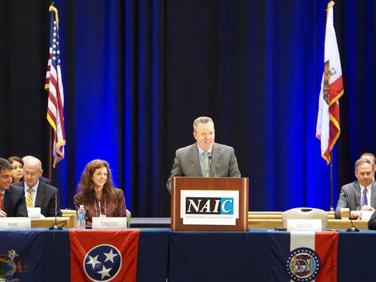 National Association of Insurance Commissioners President