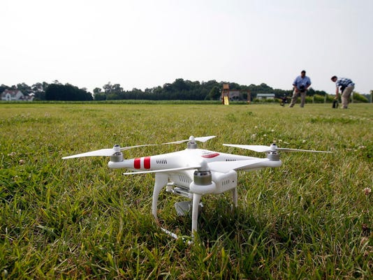 AP DRONES AGRICULTURE A USA MD