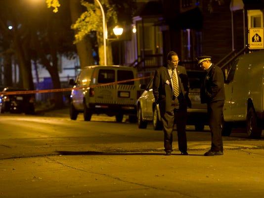 AP CHICAGO VIOLENCE CONGRESSMAN A USA IL