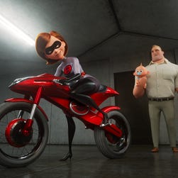 'Incredibles 2' soars with $180M: Biggest opening ever for an animated film
