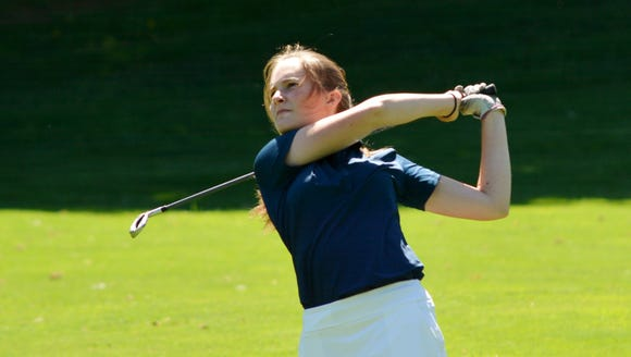 Wappingers junior Kaylie Klemme shot a 6-over 78 on