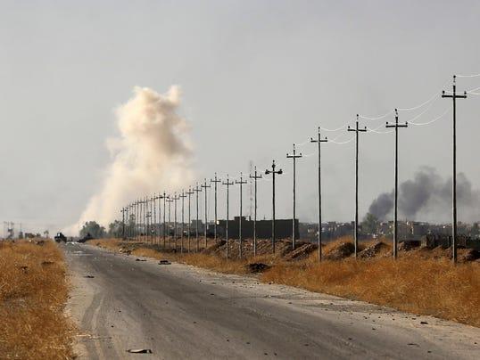 Militants storm oil city Kirkuk amid Mosul advance thumbnail