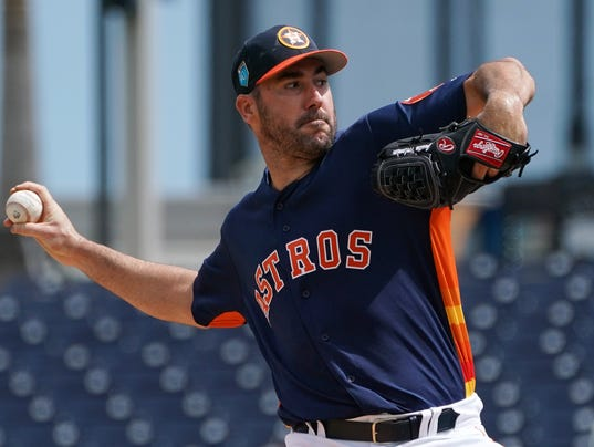 MLB: Spring Training-New York Mets at Houston Astros