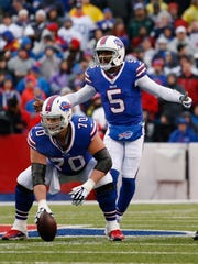 Tyrod Taylor had a rough Week 1 performance as the