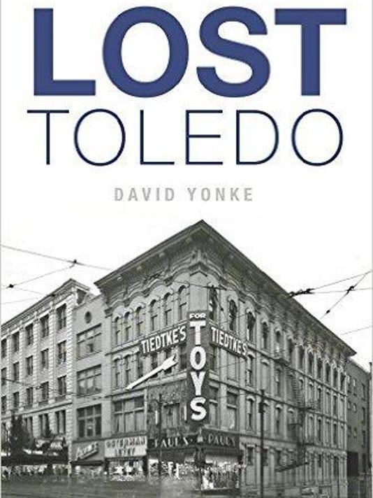 Lost Toledo cover
