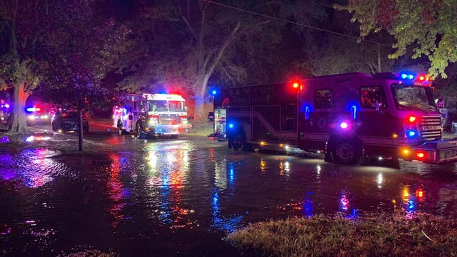 A fire claimed a life in the 800 block of N. Walnut on Oct. 20.