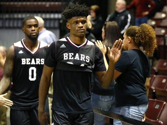 Missouri State Bears forward Alize Johnson