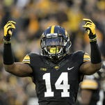 Photos: Desmond King at Iowa