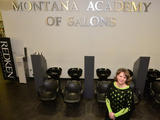 The Montana Academy of Salons and owner Linda McPherson